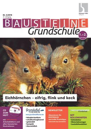 Eichhörnchen - eifrig, flink und keck