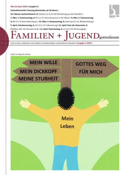 Familien u. Jugendgottesdienst Nr. 1/2020