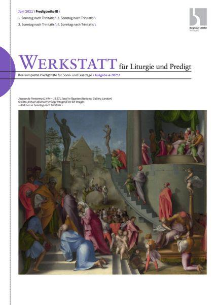 Werkstatt für Liturgie und Predigt Nr. 04/2021