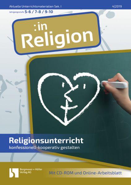 Religionsunterricht konfessionell-kooperativ gesta