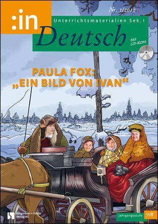 """Paula Fox: """"Ein Bild von Ivan"""" (7/8)"""