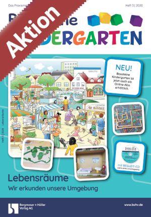 Bausteine Kindergarten - Online-Abonnement (Probe bis 31.12.2020)