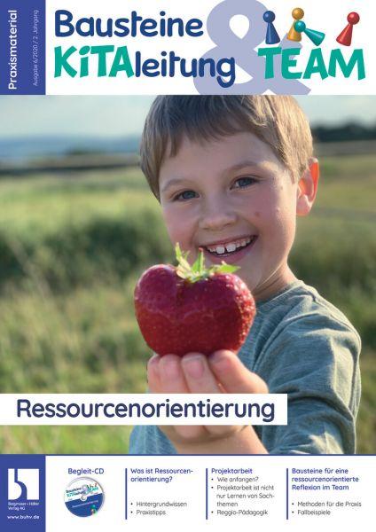 Ausbildungsangebot - Bausteine KiTAleitung & Team (online)