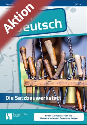 :in Deutsch - Online-Abonnement (Probe bis 31.12.2020)