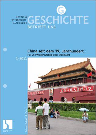 China seit dem 19. Jahrhundert