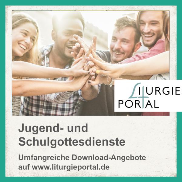 Download-Paket - Jugend- und Schulgottesdienste