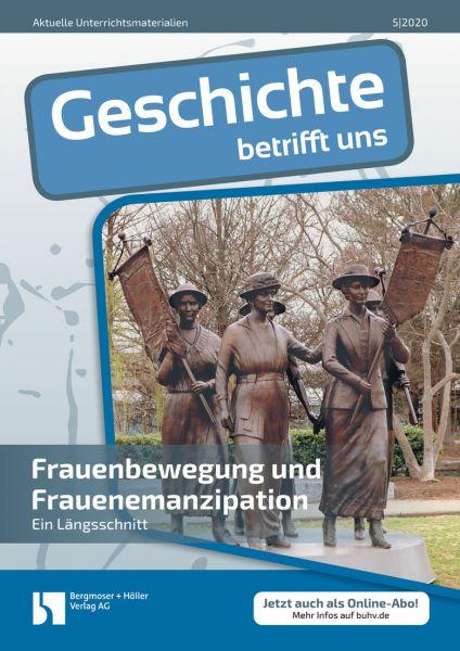 Geschichte betrifft uns - Online-Abonnement (Probe bis 31.12.2020)