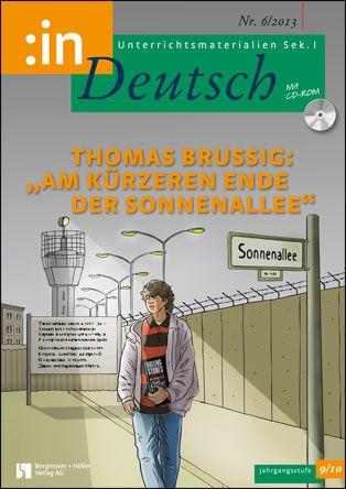 """Thomas Brussig: """"Am kürzeren Ende der Sonnenallee"""""""