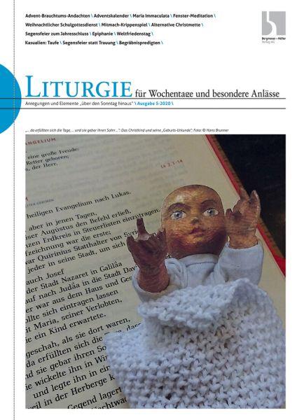Liturgie für Wochentage und besondere Anlässe Nr. 05/2020