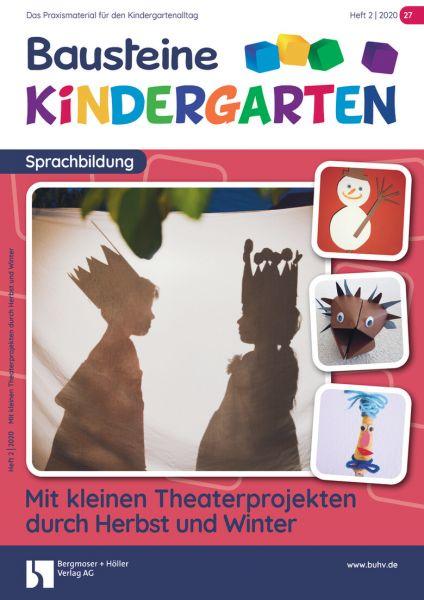Bausteine Kindgarten - Sprachbildung und Sprachförderung (online)