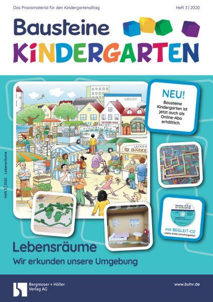 Ausbildungsangebot - Bausteine Kindergarten (online)