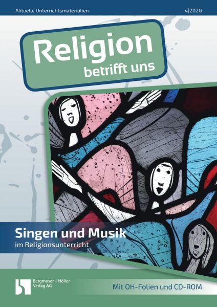 Religion betrifft uns (online) für Referendarinnen und Referendare