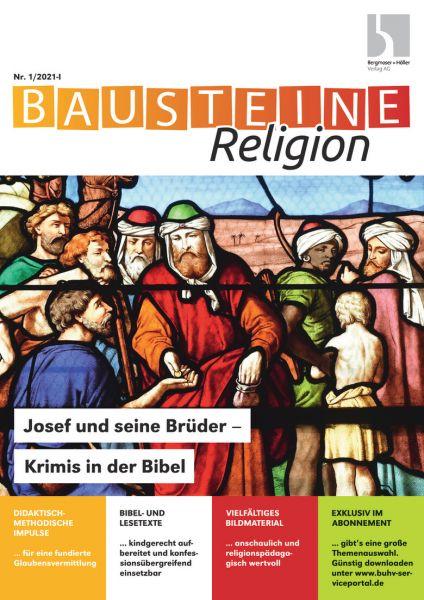 Josef und seine Brüder - Krimis in der Bibel