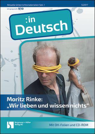 """Moritz Rinke: """"Wir lieben und wissen nichts"""""""