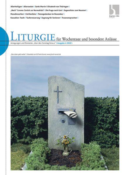 Liturgie für Wochentage und besondere Anlässe Nr. 04/2020