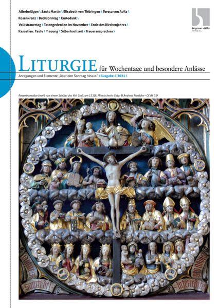Liturgie für Wochentage Nr. 4/2021