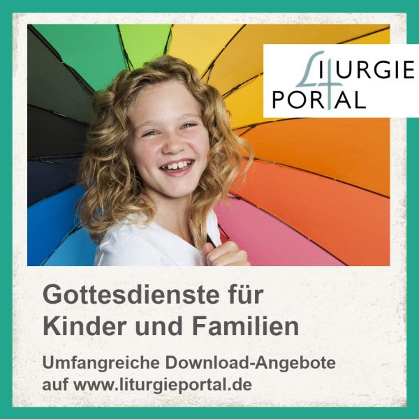Download-Paket - Gottesdienste für Kinder- und Famlien