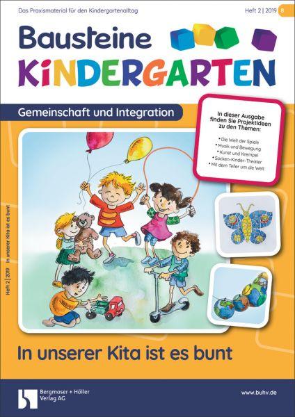 Bausteine Kindergarten - Gemeinschaft und Integration (online) - Ausbildungspaket