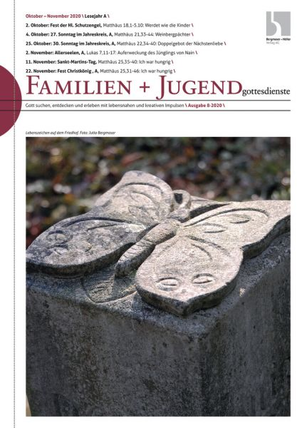 Familien u. Jugendgottesdienst Nr. 08/2020