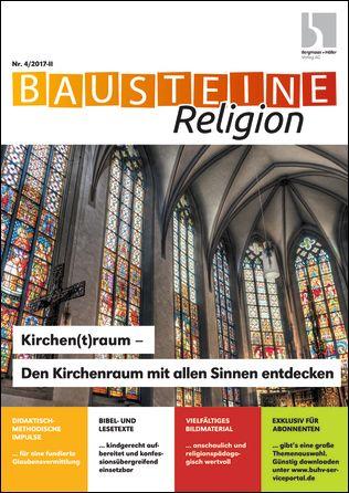 Kirchen(t)raum - Den Kirchenraum mit allen Sinnen entdecken