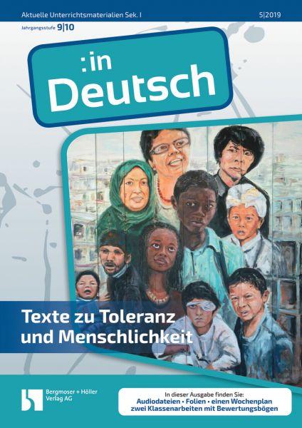 Texte zu Toleranz und Menschlichkeit