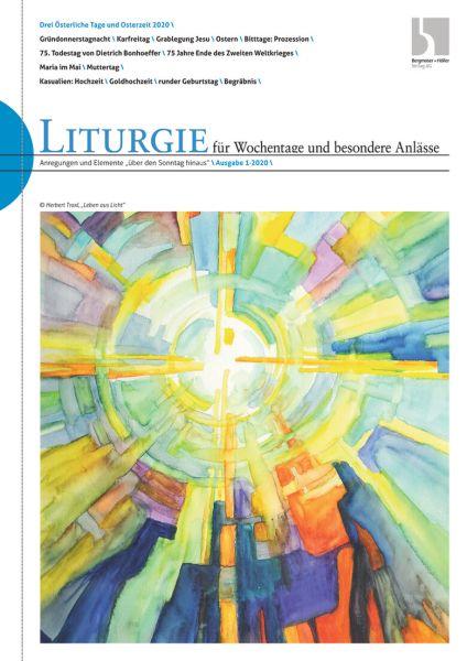 Liturgie für Wochentage Nr. 01/2020