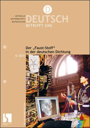 """Der """"Faust-Stoff"""" in der deutschen Dichtung"""