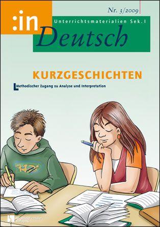 Kurzgeschichten (Klasse 9/ Klasse 10)