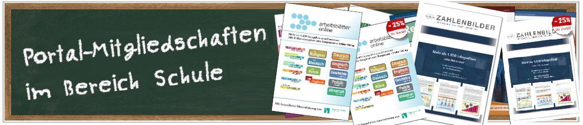 Portal-Mitgliedschaften - Bereich Schule