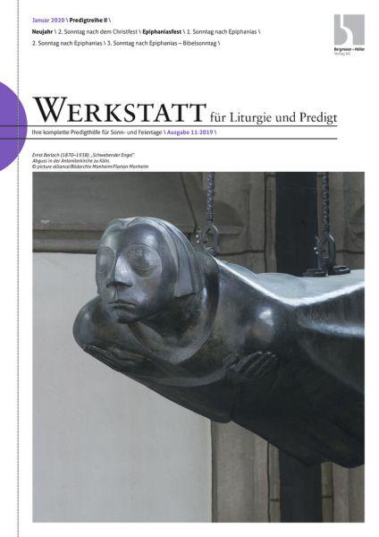 Werkstatt für Liturgie und Predigt Nr. 11/2019