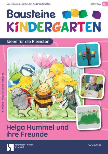 Bausteine Kindergarten - Ideen für die Kleinsten (online)