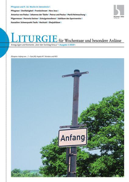 Liturgie für Wochentage nd besondere Anlässe Nr. 2/2020