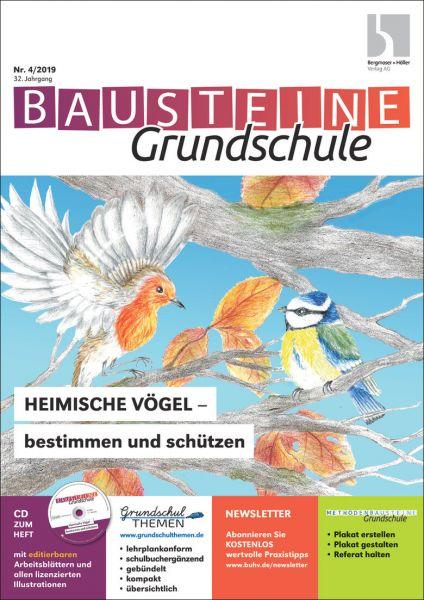 Heimische Vögel - bestimmen und schützen