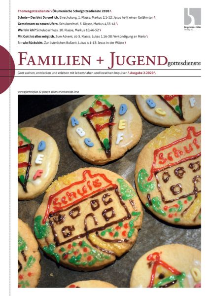 Familien u. Jugendgottesdienst Nr. 2/2020