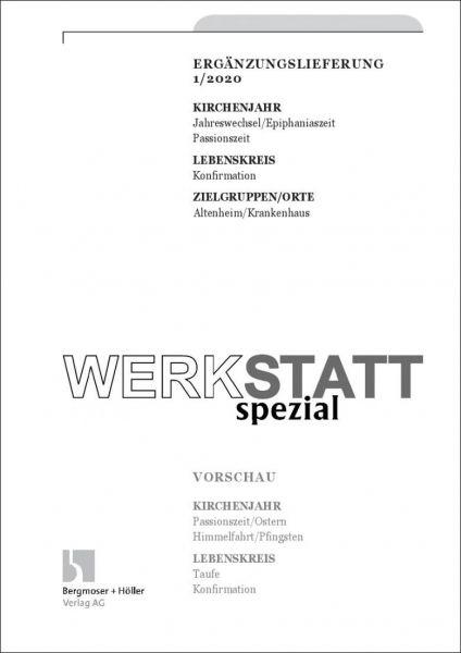 Werkstatt Spezial Nr. 1/2020