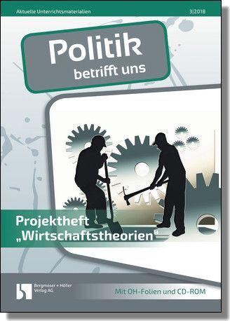 """Projektheft """"Wirtschaftstheorien"""""""