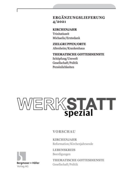 Werkstatt Spezial Nr. 4/2021