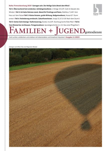 Familien u. Jugendgottesdienst Nr.11-2020