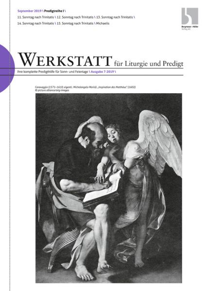 Werkstatt für Liturgie und Predigt (online)