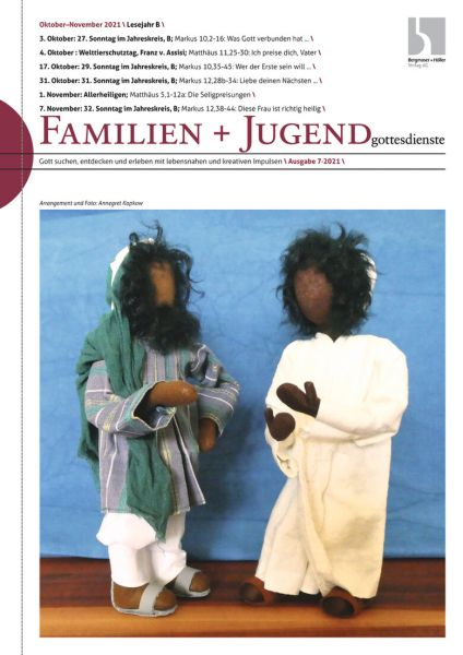 Familien u. Jugendgottesdienste Nr. 07/2021