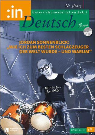"""Jordan Sonnenblick: """"Wie ich zum besten Schlagzeuger der Welt wurde - und warum"""""""