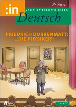 """Friedrich Dürrenmatt: """"Die Physiker"""" (9/10)"""
