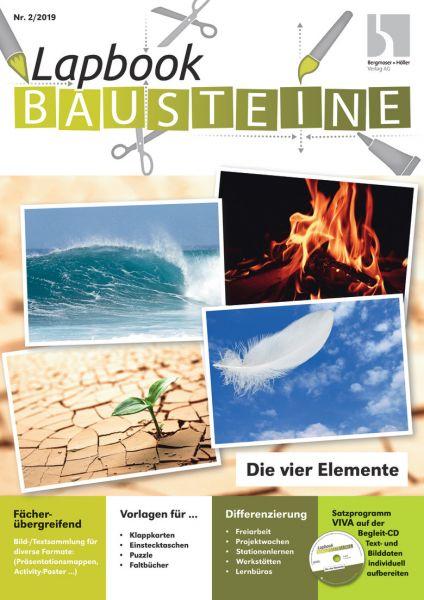Lapbook Die vier Elemente