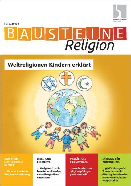 Weltreligionen Kindern erklärt