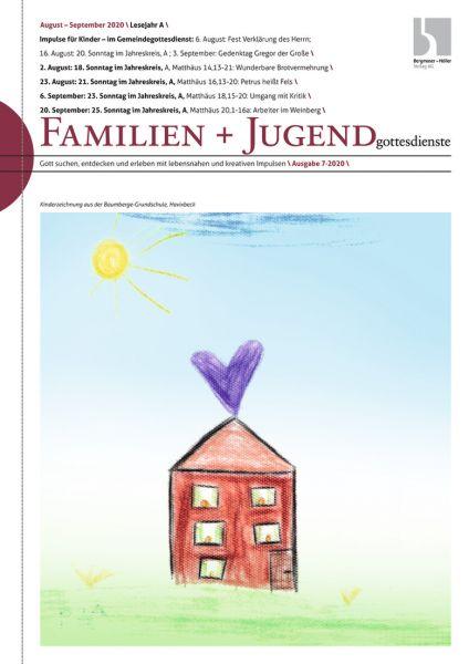 Familien- und Jugendgottesdienste Nr. 7/2020
