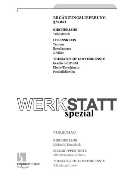 Werkstatt Spezial Nr. 3/2021