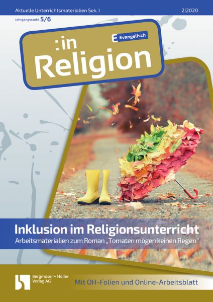 Inklusion im Religionsunterricht (ev)