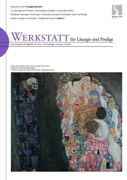 Werkstatt für Liturgie und Predigt Nr. 09-2020
