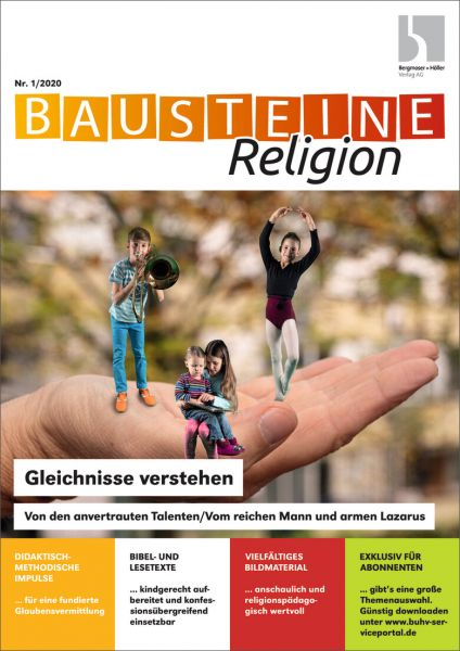 Bausteine Religion (online) inkl. Grundwerk