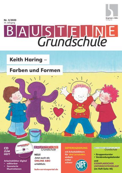 Keith Haring - Farben und Formen